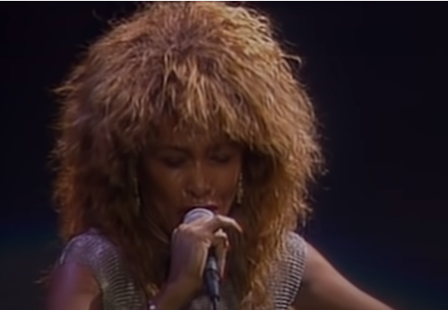 Auguri a Tina Turner : We Don't Need Another Hero