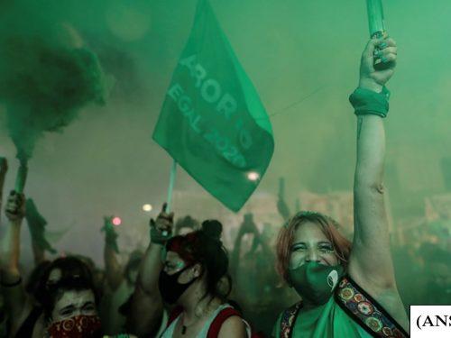 Argentina: Legalizzato l'aborto