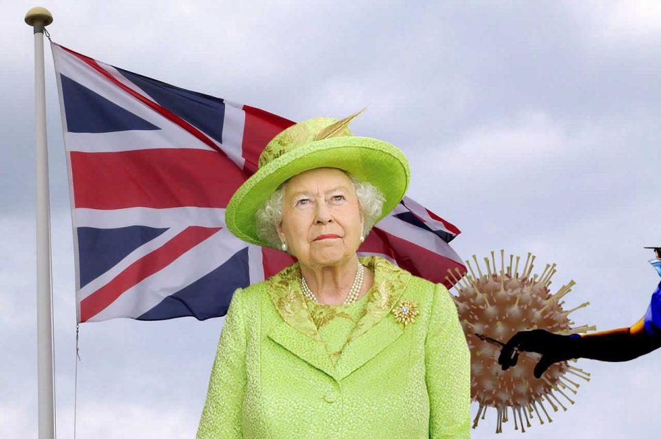 La Regina Elisabetta II 'testimonial' contro i NoVax