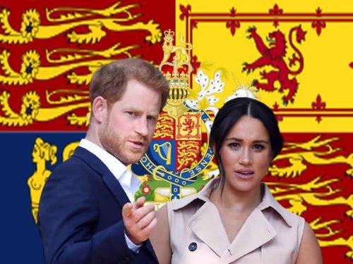 Meghan e Harry e il possibile rinvio della 'Megxit'