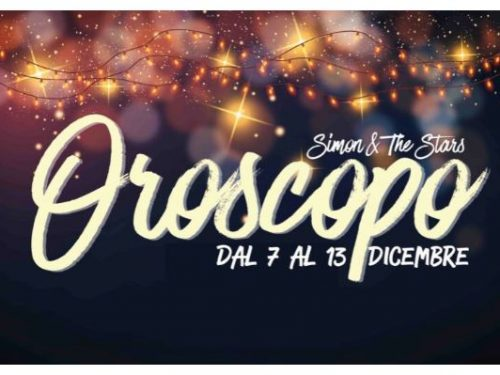 """Oroscopo """"Verso la Luna Nuova in Sagittario"""" (dal 7 al 13 dicembre)"""