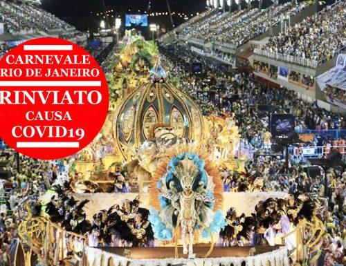 Brasile, cancellato il famoso Carnevale