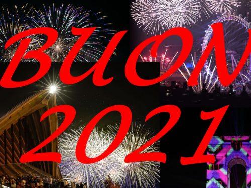 Finalmente il 2021!