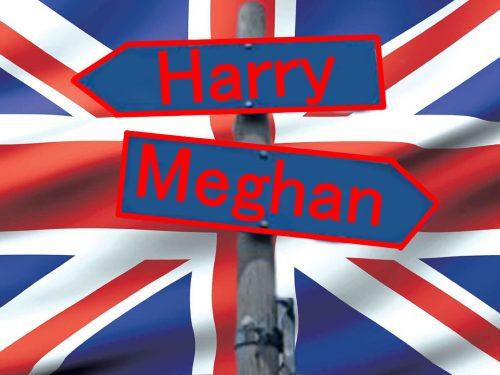 Gli inglesi scommettono sul divorzio di Harry e Meghan