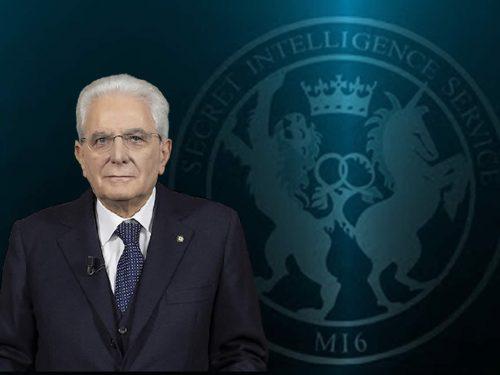 Il Presidente Mattarella spia britannica e cospiratore contro The Donald