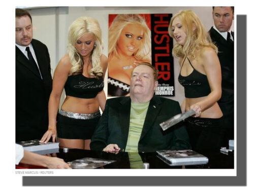 Addio al 're del porno' Larry Flynt