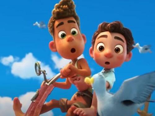 Al Cinema, 'Luca' il Pixar italiano