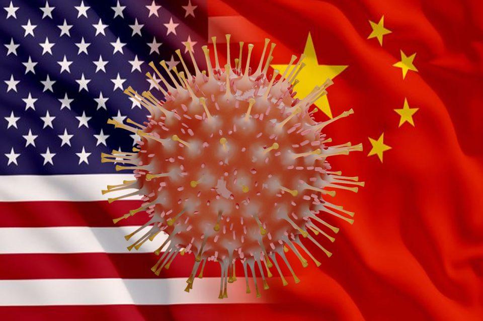 Usa vs Cina per l'origine del Covid19