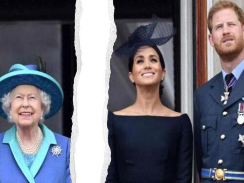 Buckingham Palace – Duchi di Sussex: tutti alle armi