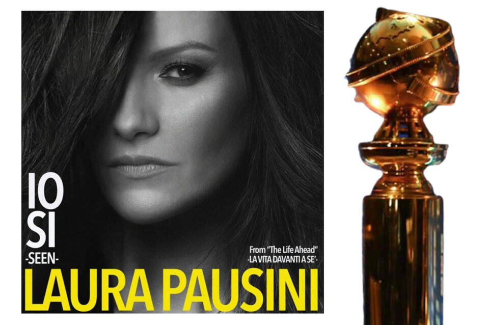 Laura Pausini trionfa ai Golden Globe 2021 con Io Sì (Seen)