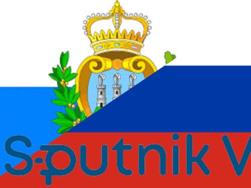 San Marino e Sputnik V: Giudizio positivo