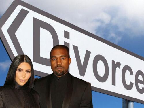 Divorzio Kardashian-West: custodia congiunta dei figli
