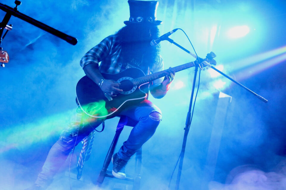 I Guns N'Roses e l'unica tappa italiana nel 2022
