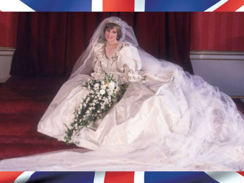 Lady Diana dopo 25 anni dopo in mostra il suo abito da sposa