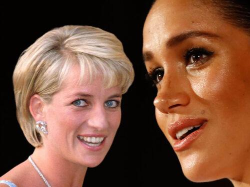 Meghan Markle, ossessionata da Lady Diana?