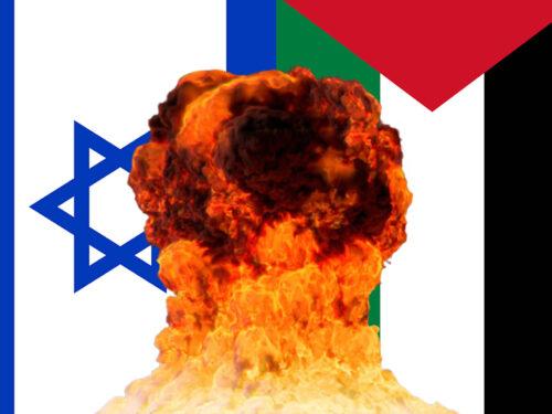 La Russia come paciere tra Israele e Palestina