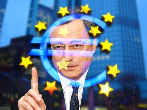 Mario Draghi, Premier 'senza portafoglio'