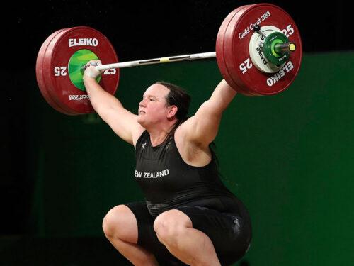 A Tokio 2020, Laurel Hubbard la prima atleta transessuale