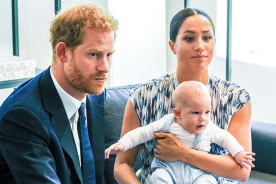Meghan e Harry, niente titoli reali per i figli