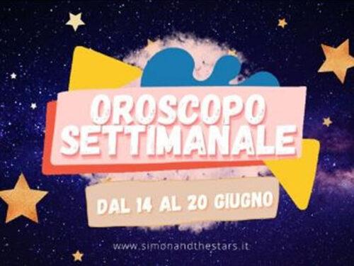 """Oroscopo """"Primo Quarto di Luna in Vergine"""" (dal 14 al 20 giugno 2021)"""