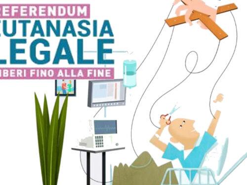 Eutanasia, già raccolte 250mila firme