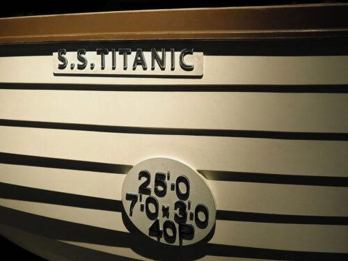 Il Titanic a rischio scomparsa