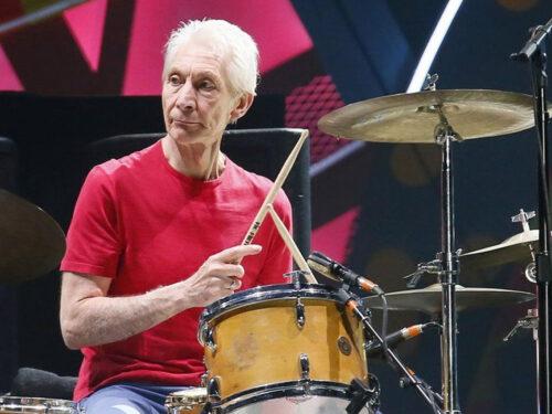 Musica, addio a Charlie Watts dei Rolling Stones