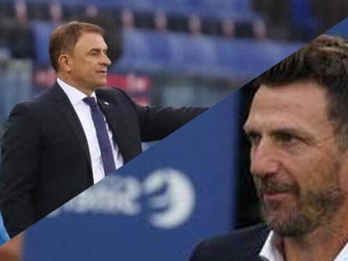 Cagliari e Verona, saltano le prime panchine di Serie A