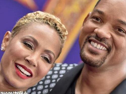 """Hollywood, Will Smith e la moglie: """"Siamo una coppia aperta"""""""