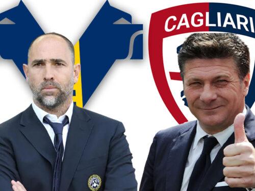 Seria A: Mazzari al Cagliari e Tudor al Verona