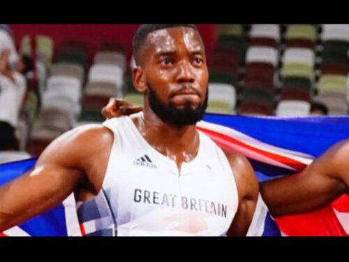 Tokyo 2020 la staffetta britannica perde l'argento per doping