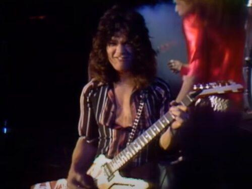 Un anno fa moriva Eddie van Halen : You Really Got Me, testo e video